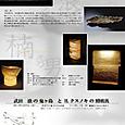 武田 浪の鬼ヶ島 と H.クスノキの照明具